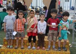 استقبال بیش از ۱۲۰ هزار نفر از شهرک معارفی بوشهر + تصاویر